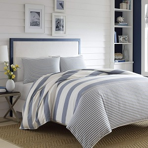 Nautica-Fairwater-Comforter-Set Nautical Bedding Sets & Nautical Bedspreads