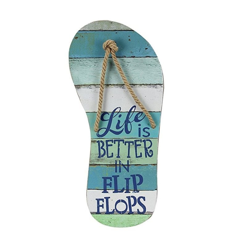 flip-flop-wall-decorative-sign-800x800 Flip Flop Decorations