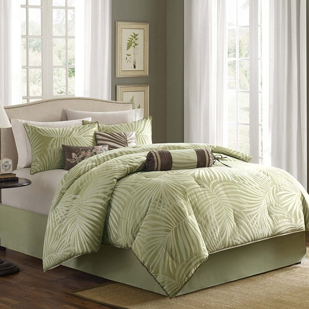madison-park-freeport-comforter-set 100+ Tropical Bedding Sets and Tropical Comforters For 2020