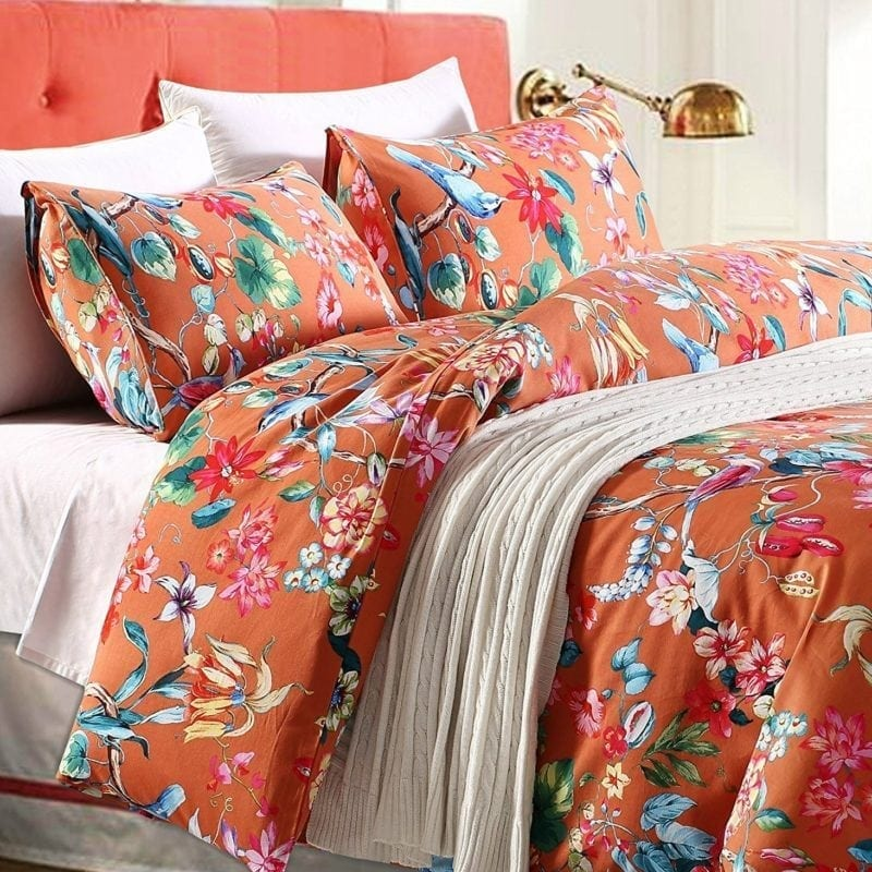 Tropical Bedding Sets Beachfront Decor