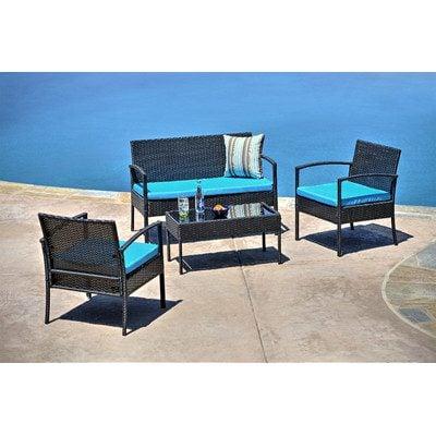 1-outdoor-wicker-furniture-sets Best Outdoor Patio Furniture