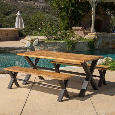 10-outdoor-teak-furniture-set Best Teak Patio Furniture Sets