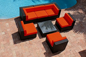 11-outdoor-wicker-furniture-sets Best Outdoor Patio Furniture