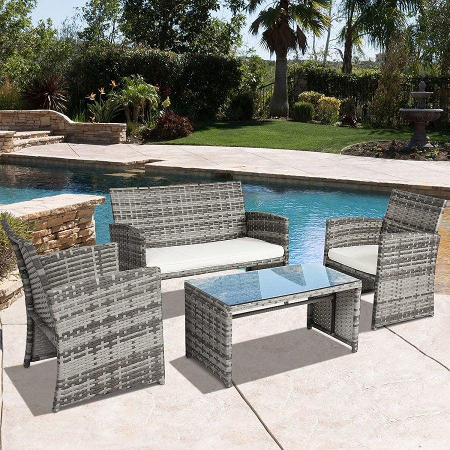 14-outdoor-wicker-furniture-sets Best Outdoor Patio Furniture
