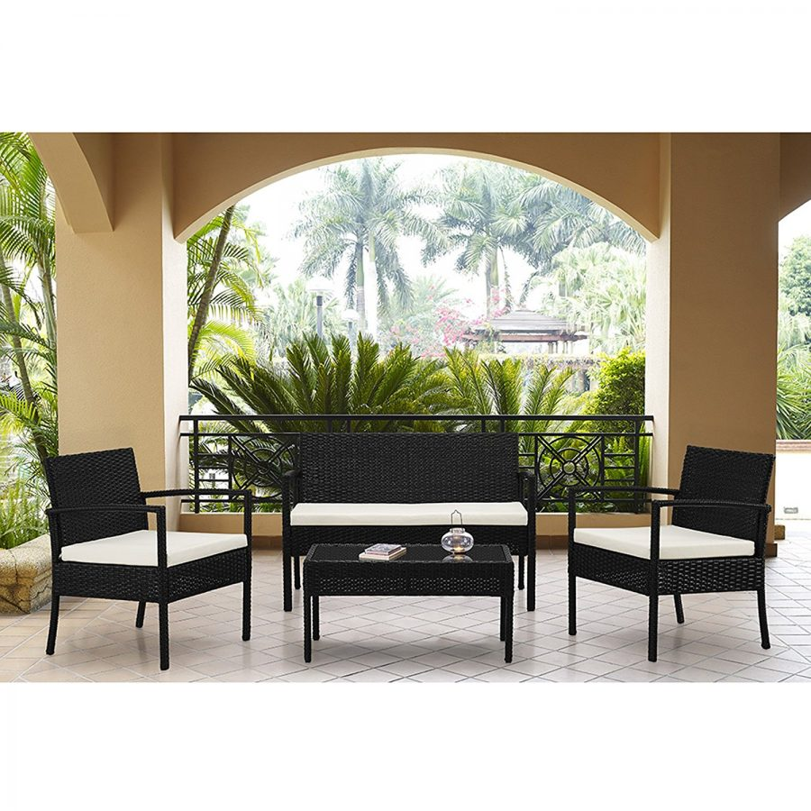 16-outdoor-wicker-furniture-sets Best Wicker Patio Furniture Sets