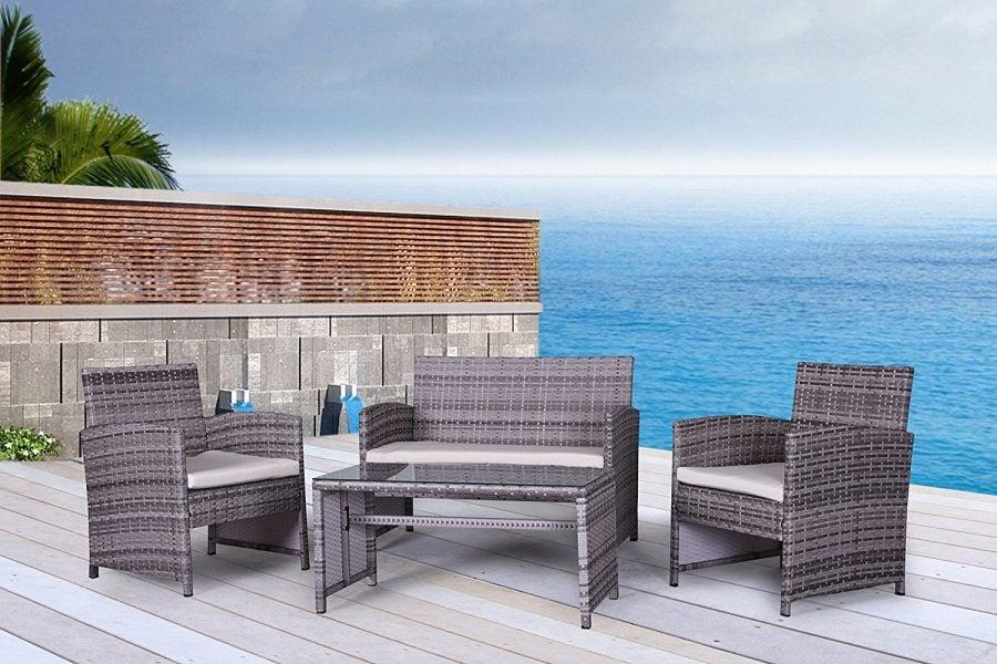 17-outdoor-wicker-furniture-sets Best Wicker Patio Furniture Sets