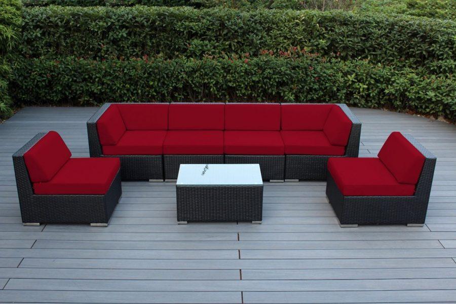 20-outdoor-wicker-furniture-sets Best Wicker Patio Furniture Sets