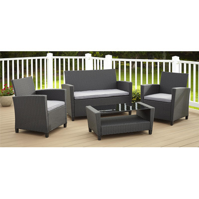 5-outdoor-wicker-furniture-sets Best Wicker Patio Furniture Sets