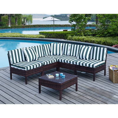 6-outdoor-wicker-furniture-sets Best Outdoor Patio Furniture