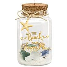 A-Day-at-the-Beach-Christmas-Ornament-Hallmark-Keepsake-Ornament Beach Christmas Ornaments and Nautical Christmas Ornaments