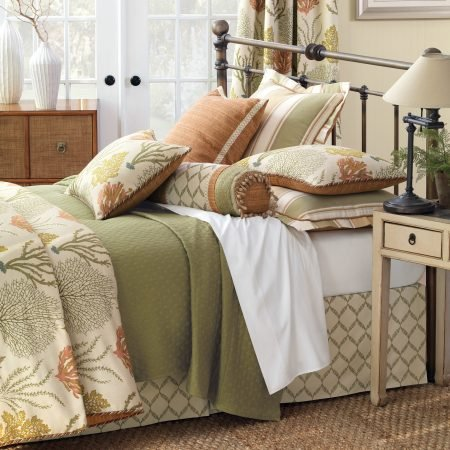Caicos-Comforter-Collection-by-eastern-accents-450x450 Coastal Bedding Sets and Beach Bedding Sets