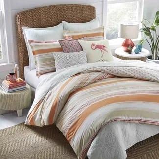 bay-isle-home-ensley-cotton-comforter-set Hawaii Themed Bedding Sets
