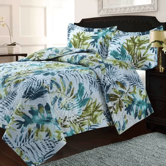 bay-isle-oversized-quilt-set Hawaii Themed Bedding Sets