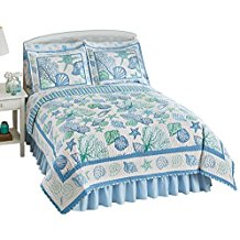 beach-bliss-starfish-quilt 50+ Starfish Bedding Sets and Starfish Quilt Sets