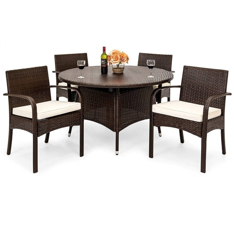 best-choice-products-outdoor-wicker-dining-set-4-5-800x800 Best Wicker Patio Furniture Sets