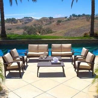 brayden-studio-outdoor-wicker-8-piece-furniture-set-8-9 Best Wicker Patio Furniture Sets