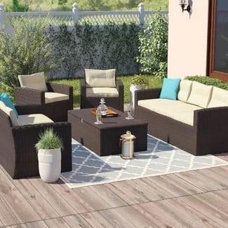 charlton-home-garmon-5-piece-wicker-furniture-set-7-8 Best Wicker Patio Furniture Sets