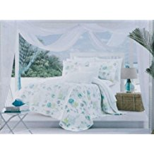 coastal-tropical-ocean-fish-starfish-quilt 50+ Starfish Bedding Sets and Starfish Quilt Sets