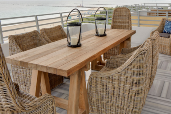 how-to-pick-wicker-furniture Best Outdoor Patio Furniture