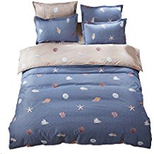 mumgo-home-starfish-duvet-cover 50+ Starfish Bedding Sets and Starfish Quilt Sets