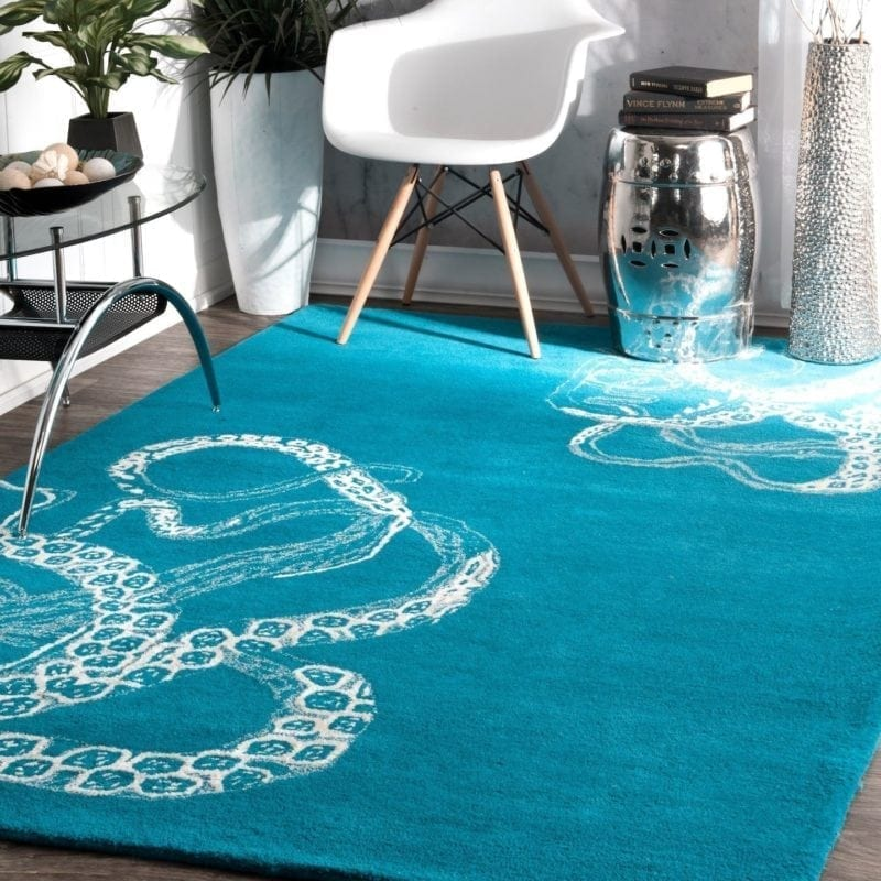 nuloom-contemporary-octopus-tail-area-rug-800x800 50+ Octopus Rugs and Octopus Area Rugs