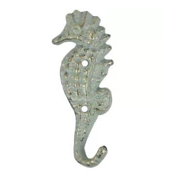 seahorse-wall-hook 100+ Beach Wall Hooks & Beach Towel Hooks