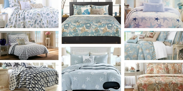 starfish bedding and quilt sets