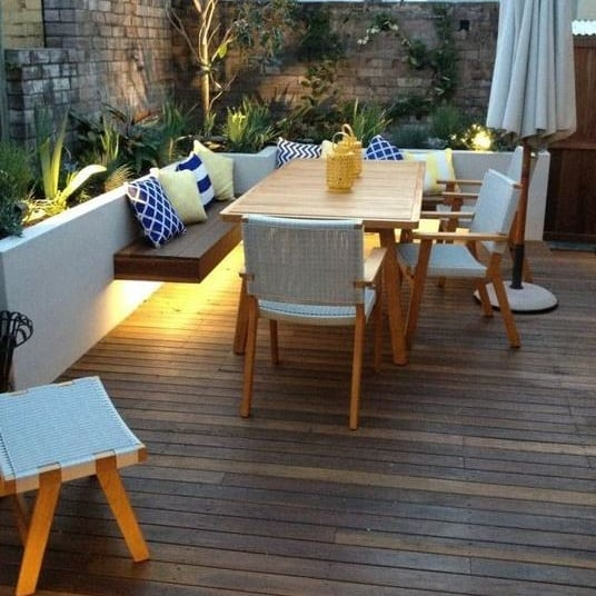 teak-furniture-ideas Best Teak Patio Furniture Sets