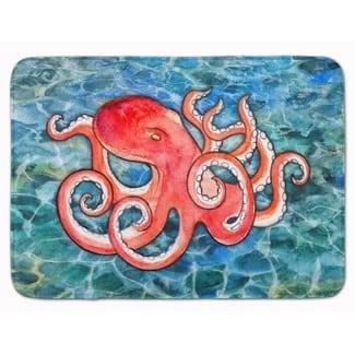 Best Octopus Area Rugs Beachfront Decor
