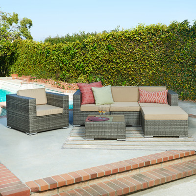 1-Azaleh-4pc-outdoor-wicker-sectional-sofa Wicker Sectional Sofas