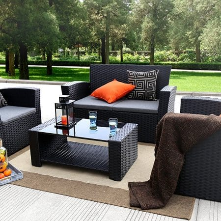 1-baner-garden-outdoor-wicker-furniture-set-450x450 Wicker Conversation Sets