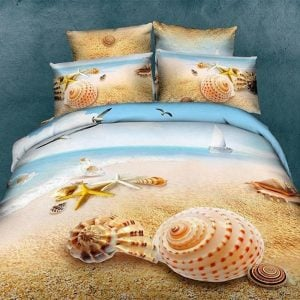 1-beach-bedding-set-bed-in-a-bag-300x300 Hawaii Themed Bedding Sets