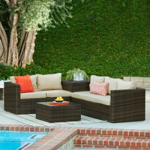 Armbruster 4-PC Sectional Sofa Set