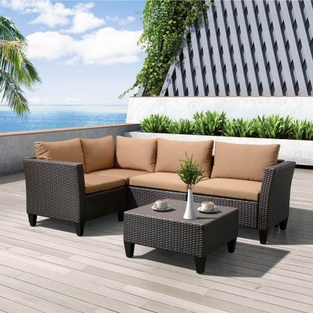 13-art-to-real-outdoor-wicker-sofa-set-450x450 Wicker Sectional Sofas