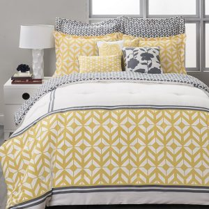 24-South-beach-yellow-comforter-bedding-set-300x300 200+ Coastal Bedding Sets and Beach Bedding Sets For 2020