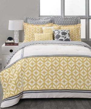 24-South-beach-yellow-comforter-bedding-set-300x360 200+ Coastal Bedding Sets and Beach Bedding Sets