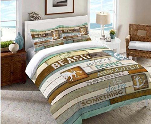 26-rustic-beach-comforter-bedding-set Kids Beach Bedding & Coastal Kids Bedding