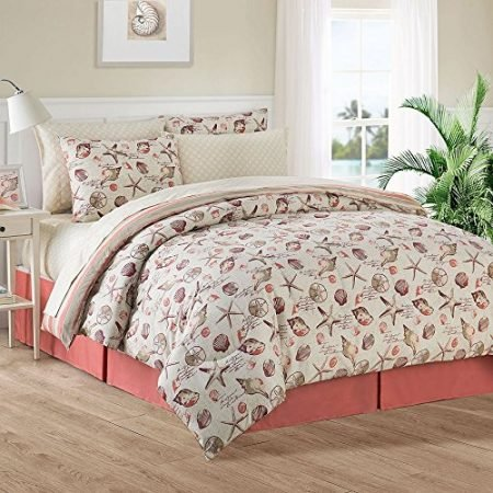 30-avondale-manor-bayshore-bed-in-a-bag-450x450 Coral Bedding Sets and Coral Comforters