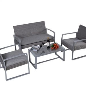 4-giantex-4pc-cushioned-wicker-set-300x360 Best Wicker Patio Furniture Sets For 2020