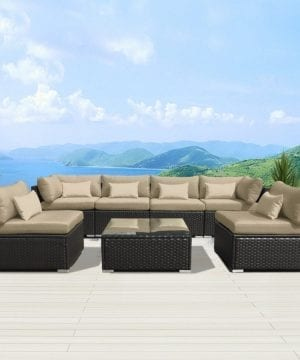 4-modenzi-outdoor-wicker-sectional-300x360 Best Wicker Patio Furniture Sets For 2020
