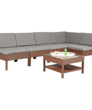 6-baner-garden-6pc-brown-wicker-sectional-set-300x360 Best Wicker Patio Furniture Sets For 2020