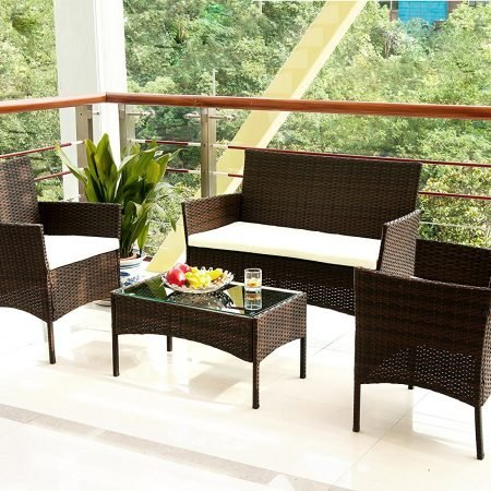 7-Merax-Outdoor-Rattan-Wicker-Sofa-Set-450x450 Wicker Conversation Sets