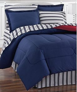 7a-red-blue-nautical-bed-in-a-bag-bedding-set-247x296 Coastal Bedding In A Bag