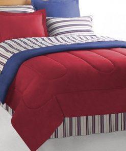 7b-red-blue-nautical-comforter-set-247x296 Coastal Bedding In A Bag