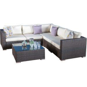 Murillo 6-PC Sectional Sofa Set