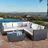 francisco-outdoor-wicker-sectional-sofa Wicker Sectional Sofas