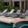 kauai wicker chaise lounge set