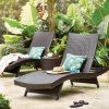 mercury row athanasius wicker chair lounge