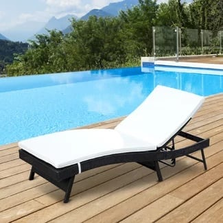 pe-rattan-chaise-lounge-chair Wicker Chaise Lounge Chairs