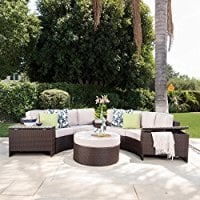 riviera-otranto-wicker-sectional-sofa Wicker Sectional Sofas